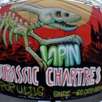 WANTED ! Jurassic Chartres par Lapin
